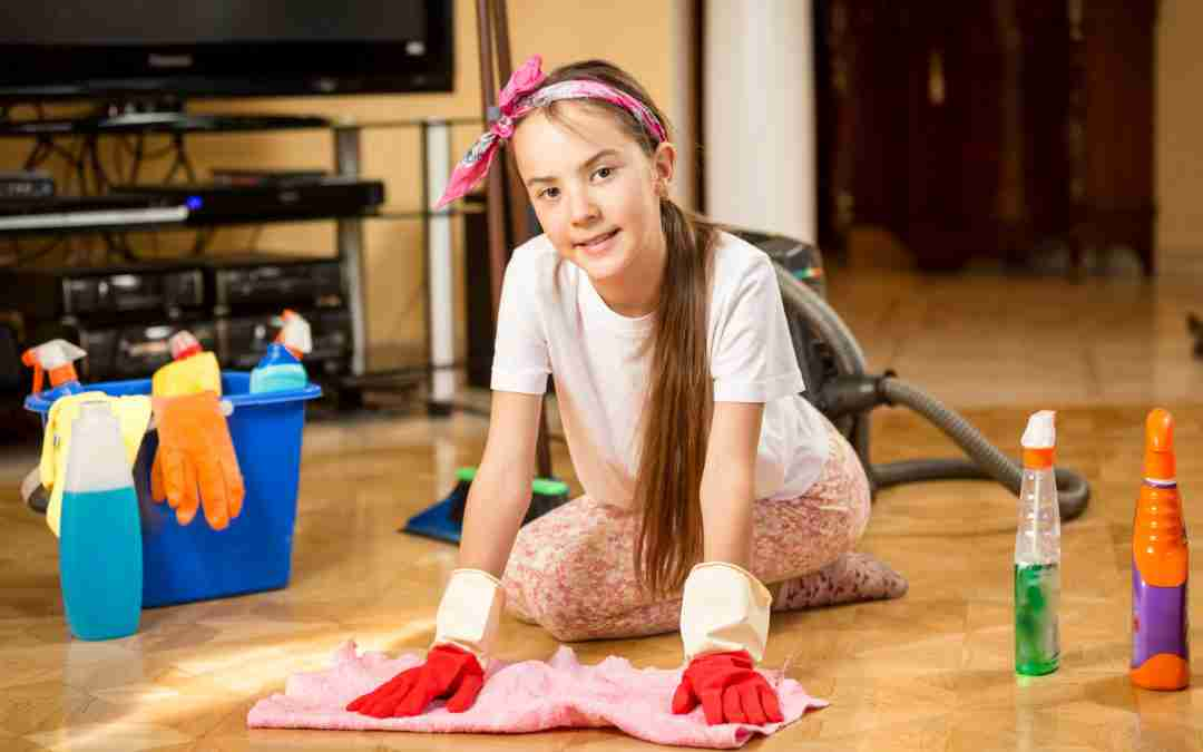 Six quick spring-cleans to boost your child's performance