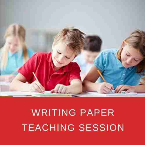 Writing Teaching (Monday morning)